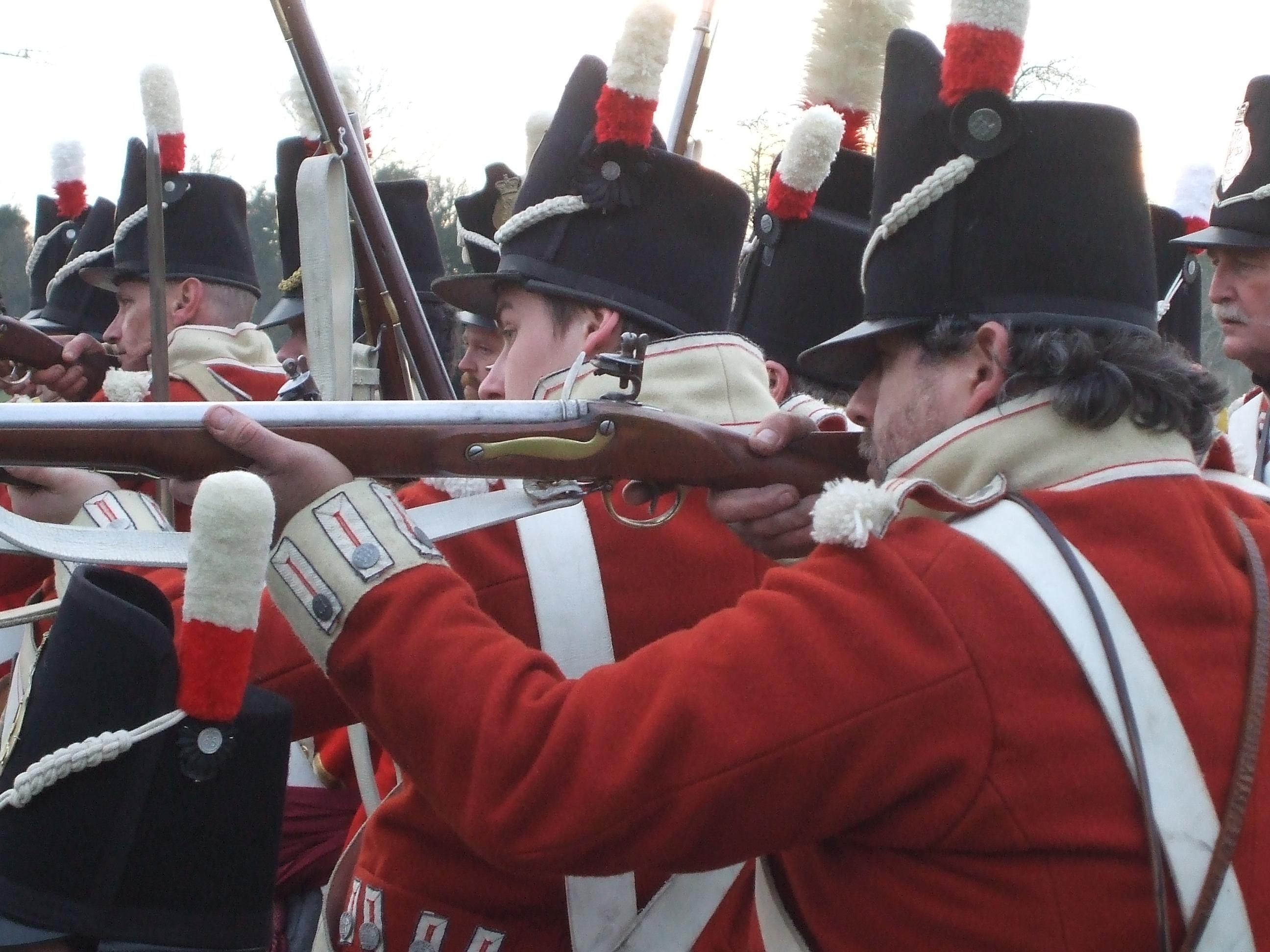Waterloo: Na Laochra Gael (Waterloo's Celtic Warriors)