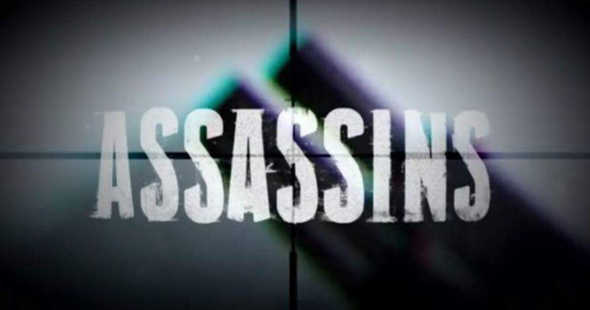 Assassins: Ireland's Contract Killers