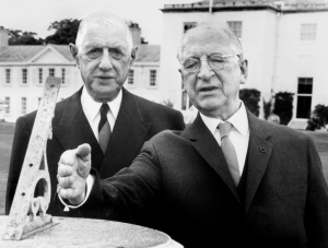 De Gaulle in Éirinn (De Gaulle in Ireland) to premiere on TG4 11/11/20 @21:30
